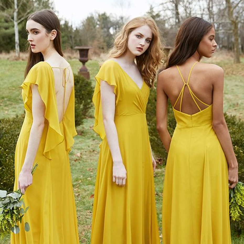 yellowbridesmaids