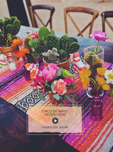 Cinco de Mayo Party Decor Ideas