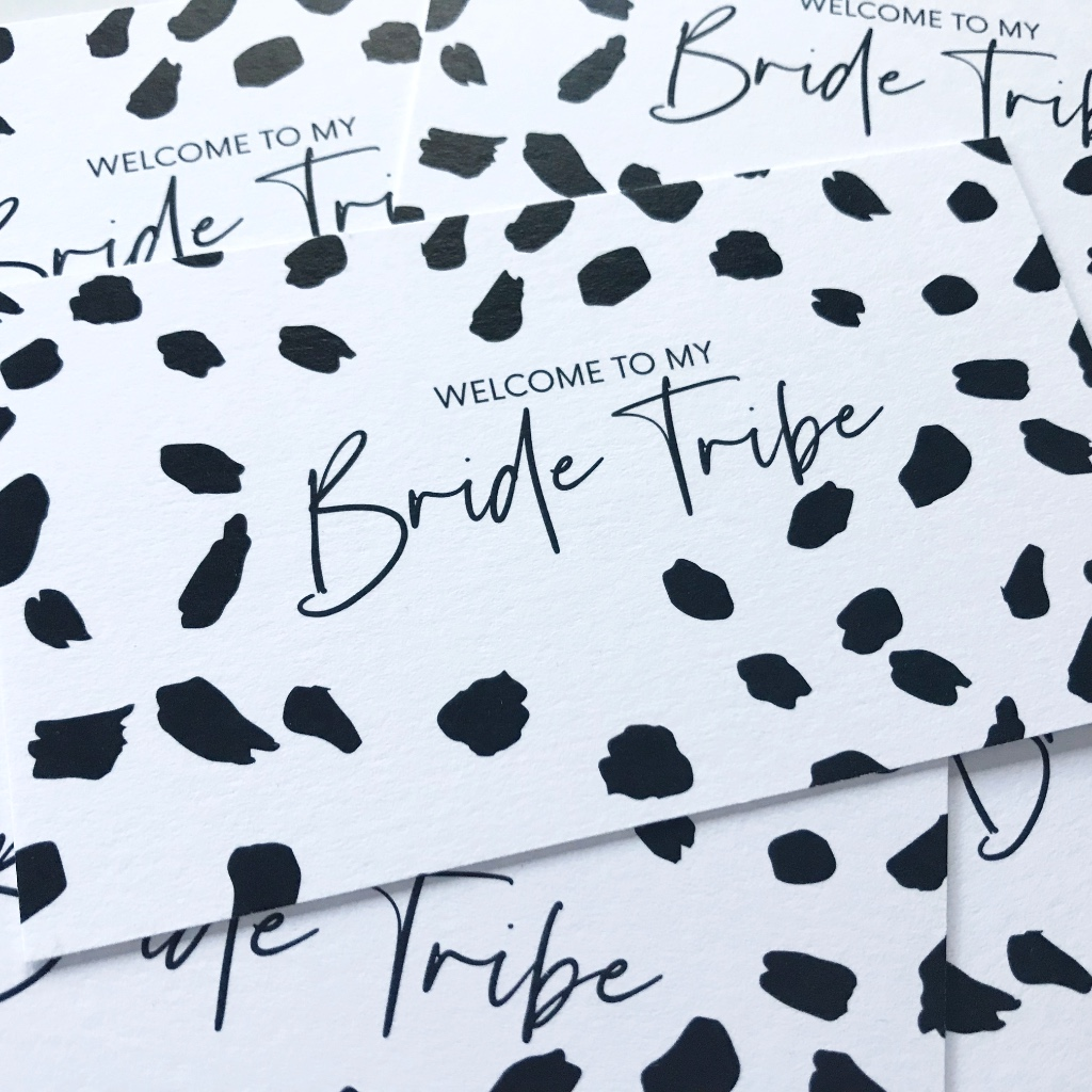 Welcome to the Bride Tribe 💍❤️