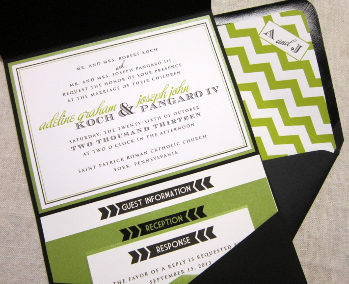 persnickety invitation studio