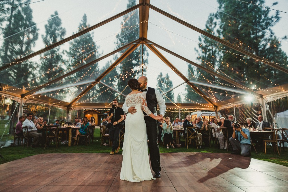 Chalet View Lodge Creates Fairytale Weddings in the Forest