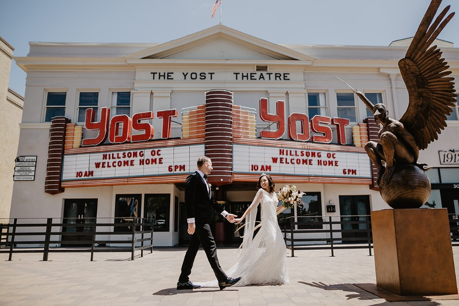 Yost Theater wedding venue