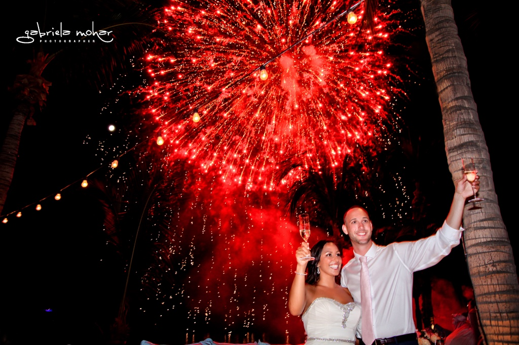 How excited is to have fireworks!!! on your special day!!!