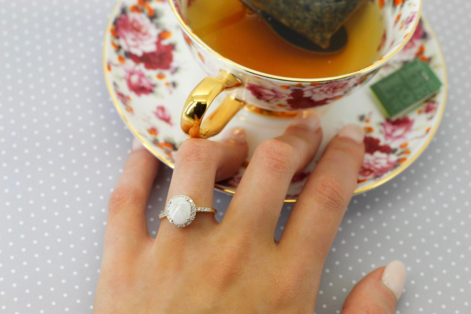 Why We Love Opal Engagement Rings
