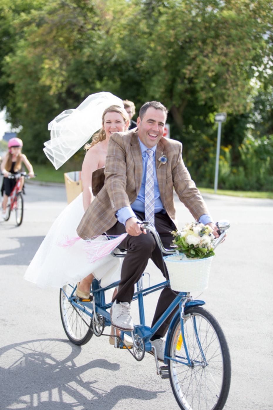 Arrive and Depart in Style with These Wedding Transportation Ideas