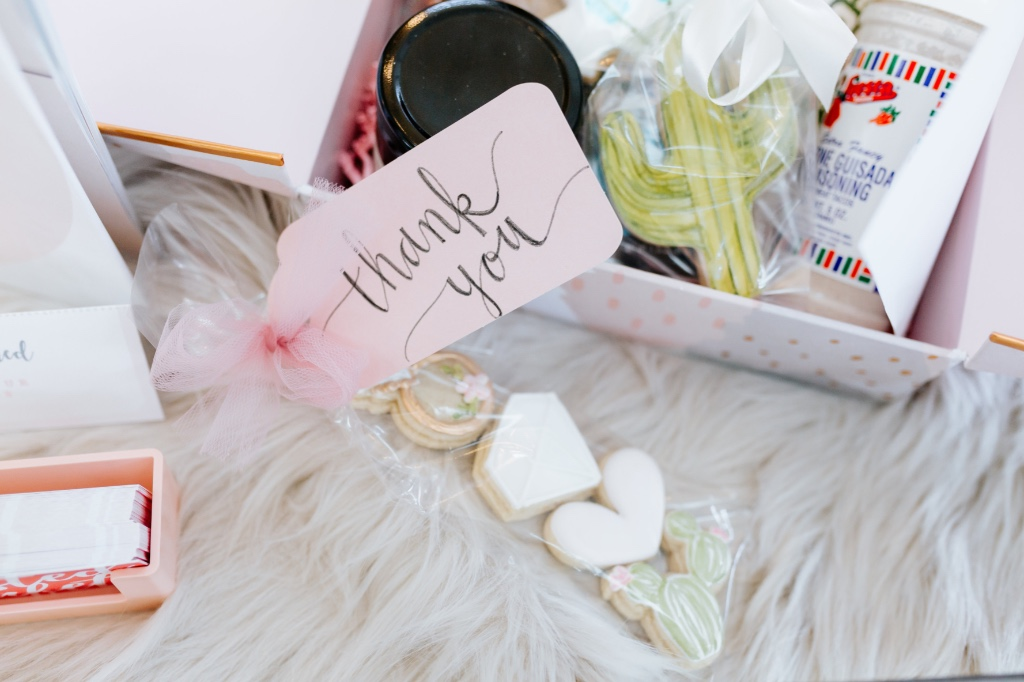Inspiration Image from Frosted Confetti