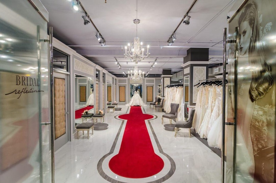 This Is How You Shop For Your Wedding Dress