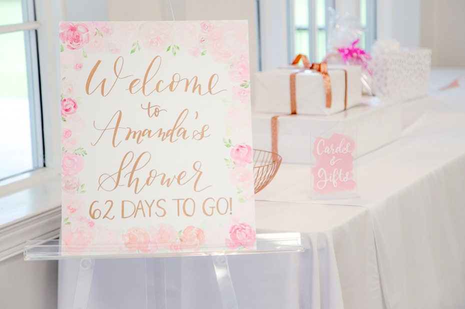 welcome bridal shower ideas