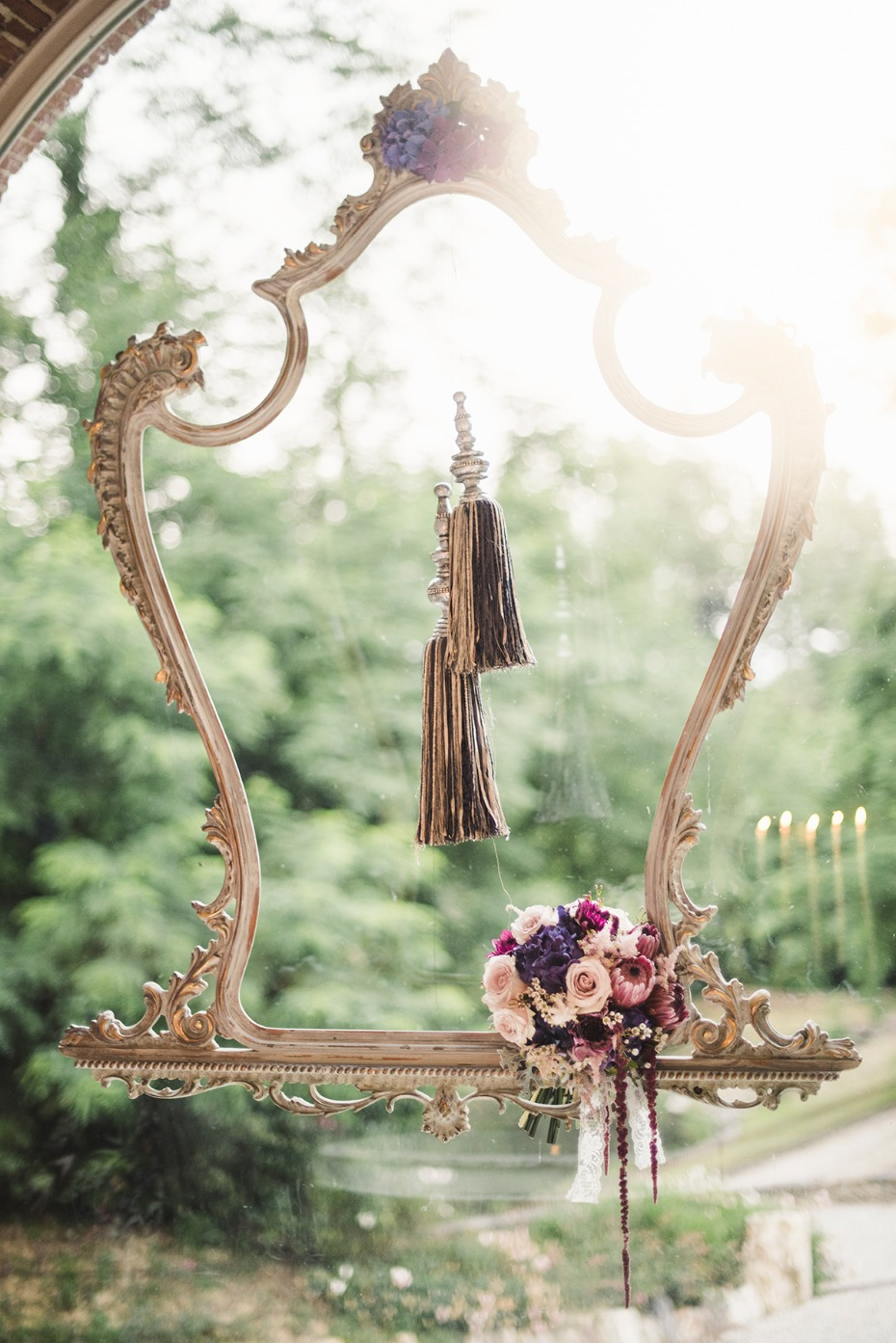 wedding decor for your Italian boho weding