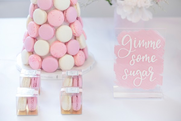 Gallery - Pink Themed Bridal Shower
