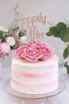Pink Themed Bridal Shower