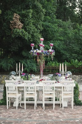 How To Have A Boho Inspired Wedding In Tuscany