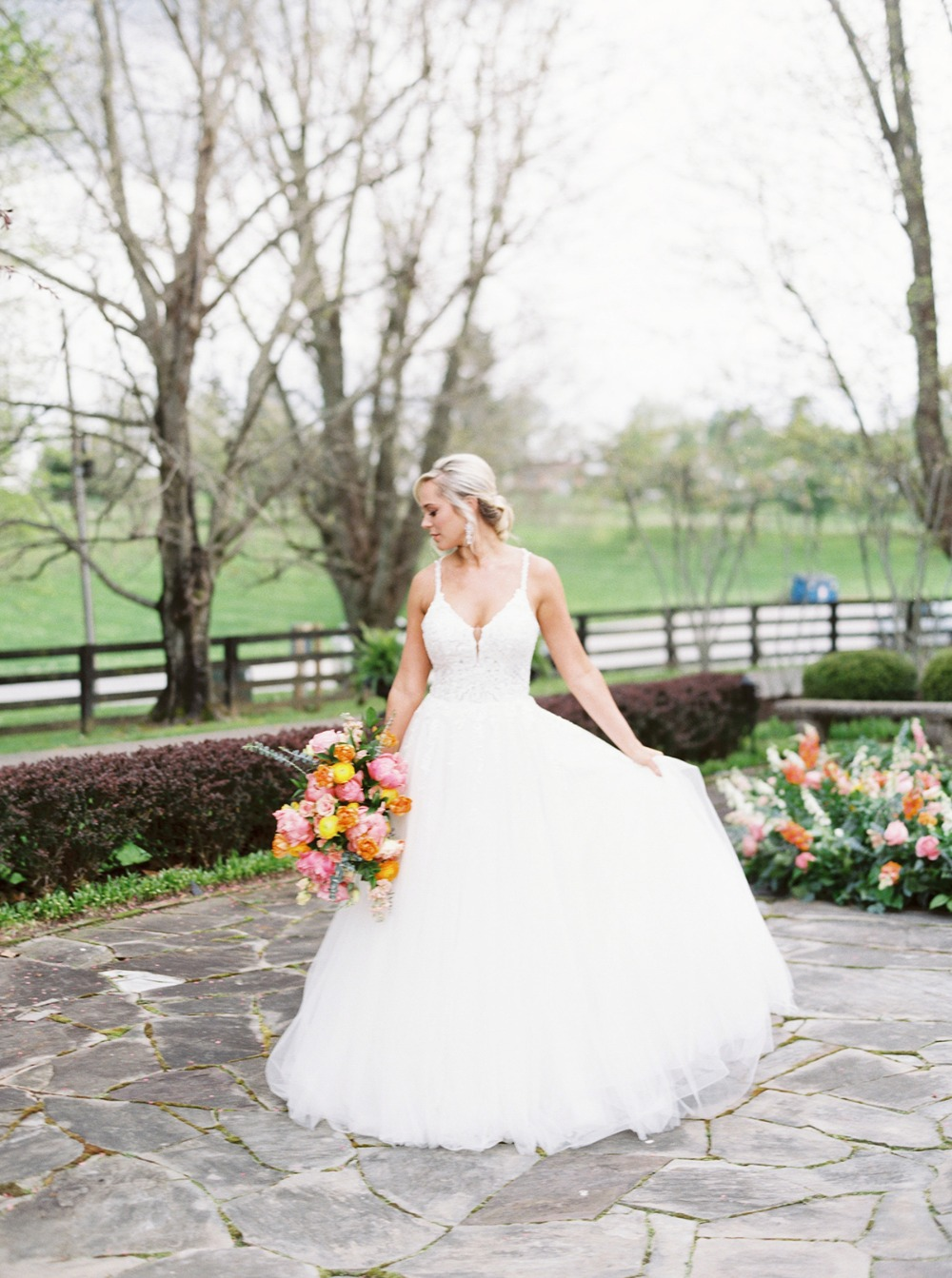 Twirl Boutique wedding dress