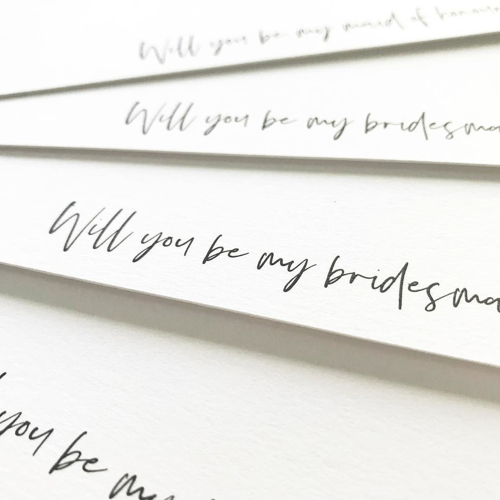 Check out our New Arrivals in our stationery range 💍