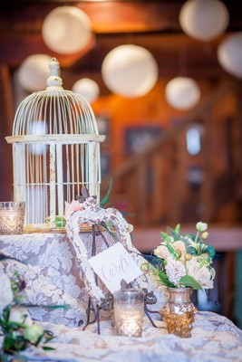 How To Have A Chic Fairytale Castle Style Wedding