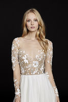 Hayley Paige 2015 Fall Collection + Dress Shopping Tips