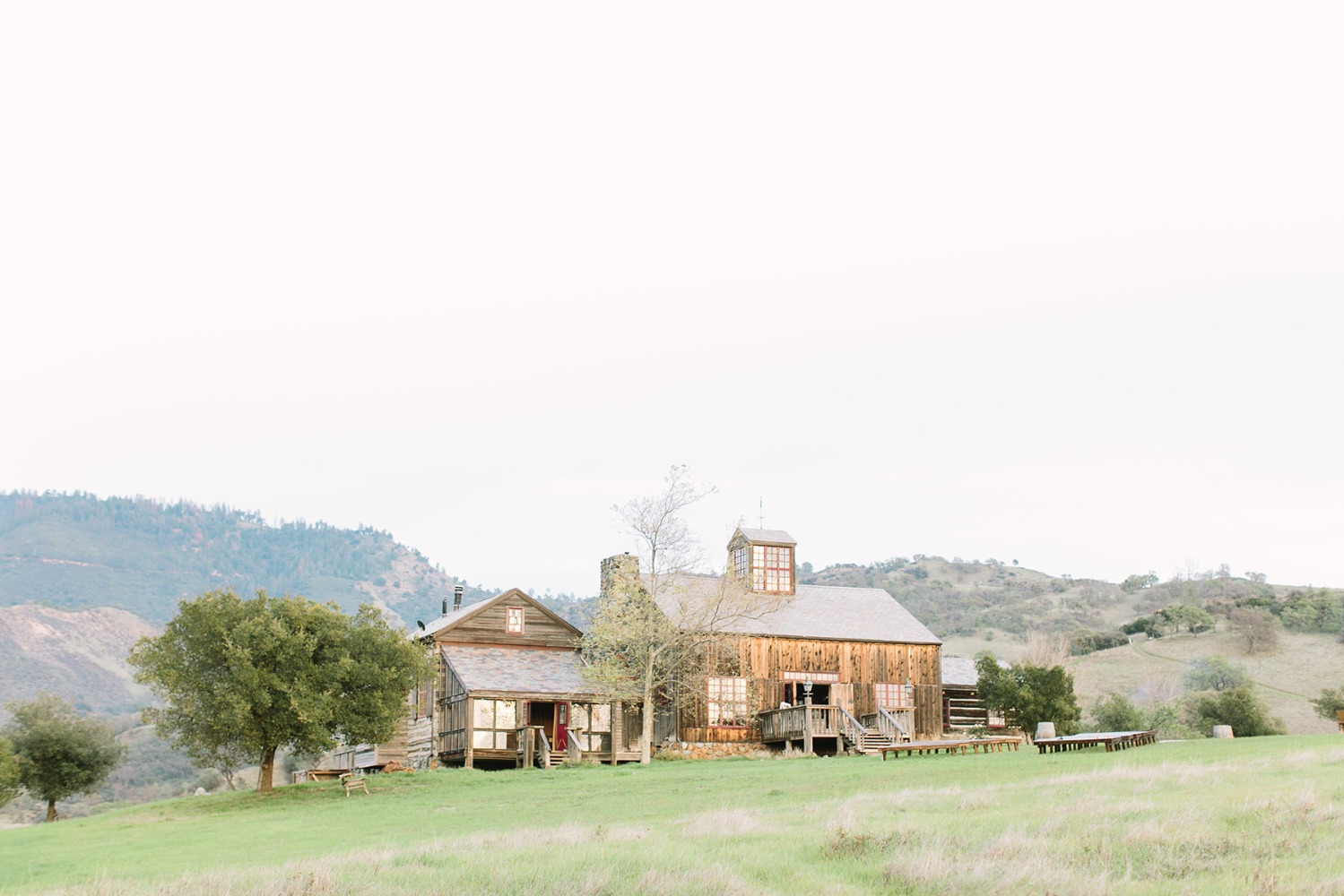 Figueroa Mountain Farmhouse
