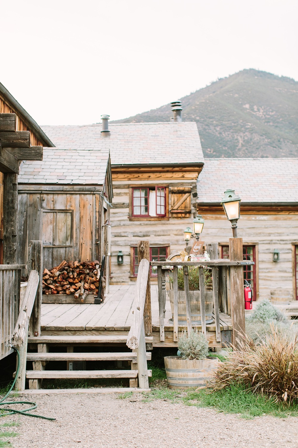 Figueroa Mountain Farmhouse wedding venue