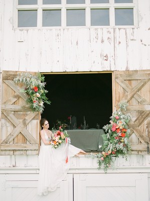 A White Barn Wedding Venue Like No Other