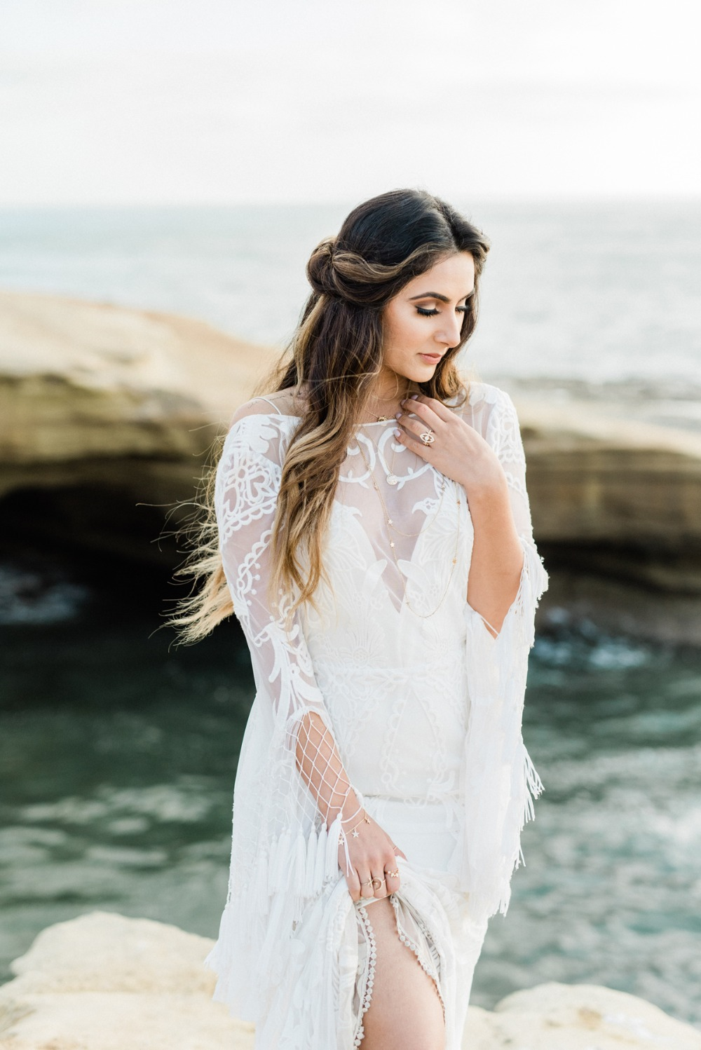 Free Spirit Coastal Anniversary Shoot Ideas