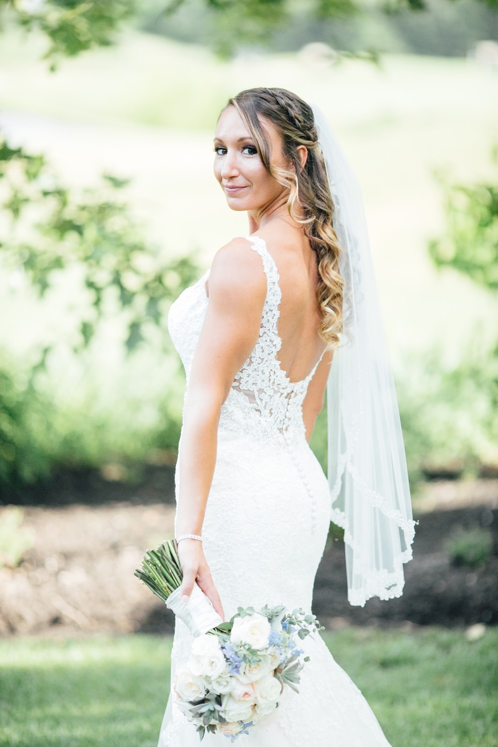 bridal style idea for this summer