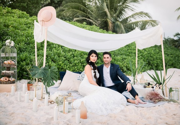 A Wedding in Grand Cayman Doesn't Have to Be a Grand Affair