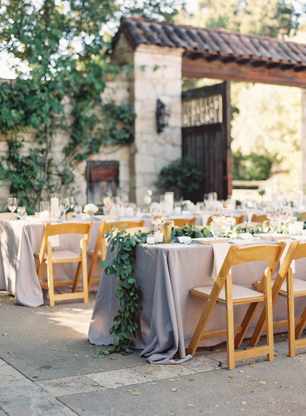 wedding reception ideas for outdoors