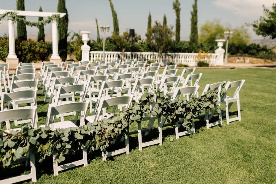 Temecula Wine Country Wedding Ceremony