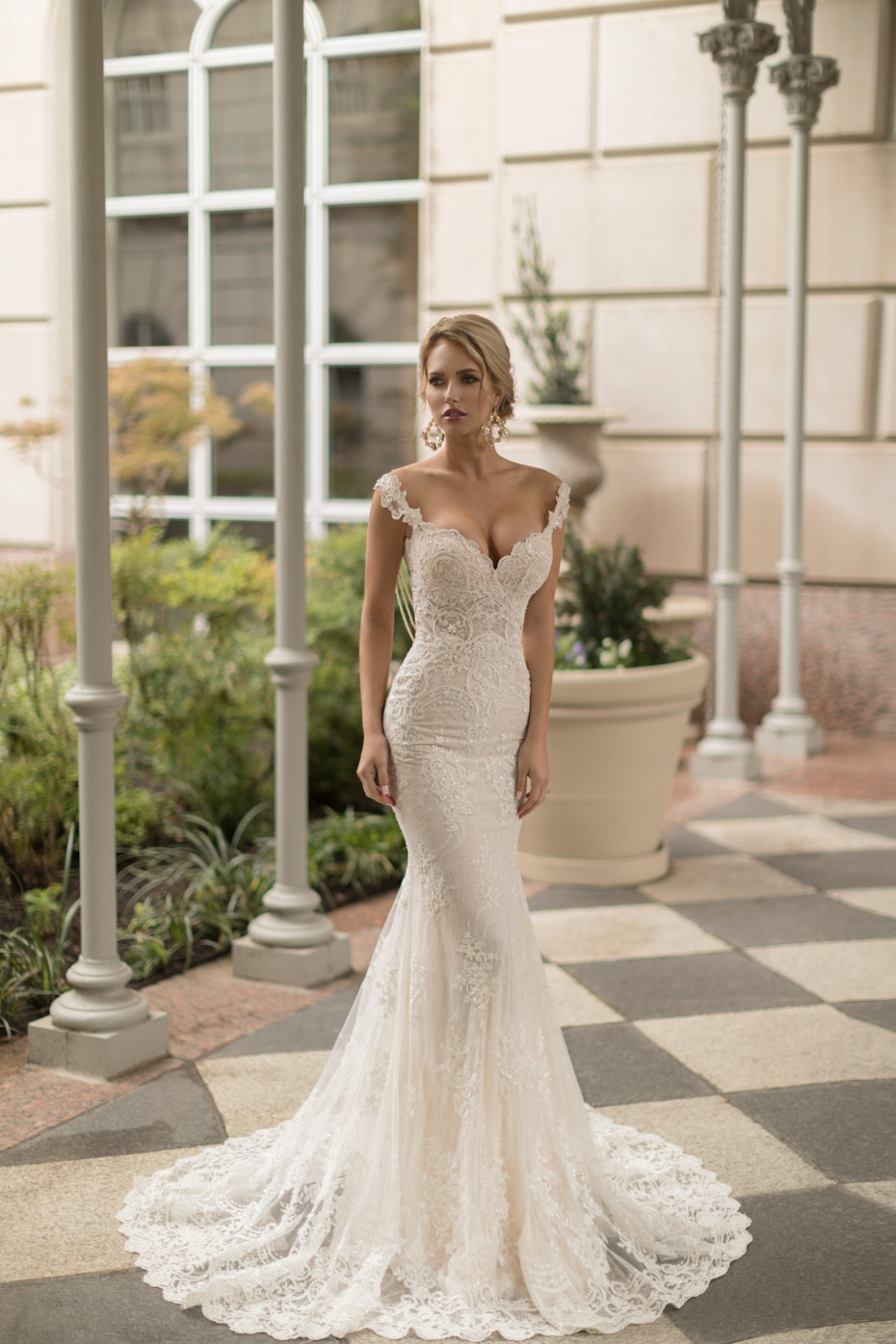 Naama & Anat Pasodoble Gown