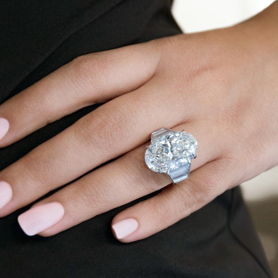 Big Engagement Ring from Kwiat