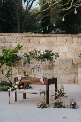 Romantic Summer Wedding Ideas In Italy