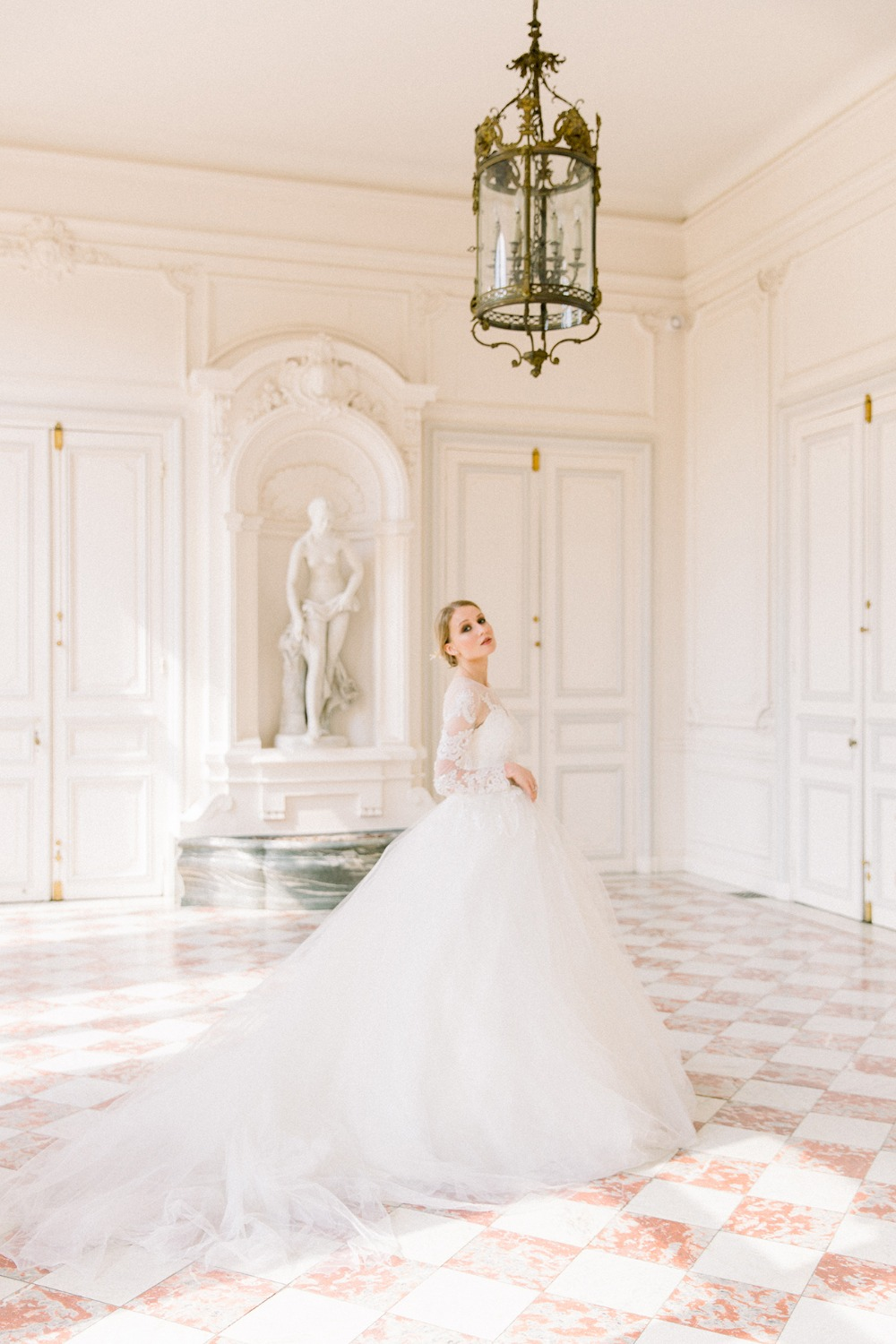 romantic wedding style for your french chateau wedding