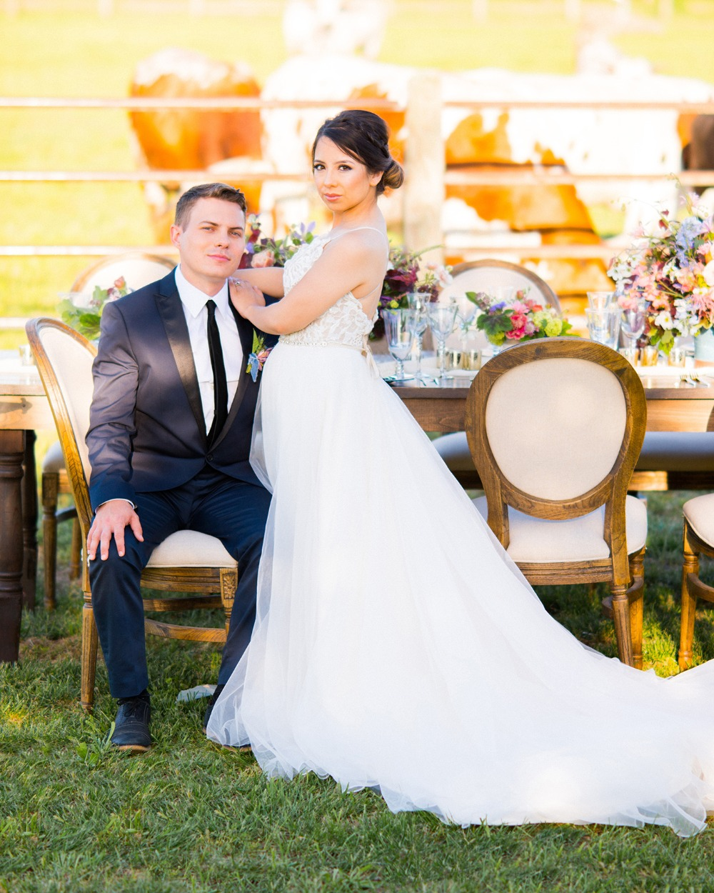 How To Give Your Rustic Ranch Wedding An Elegant Makeover
