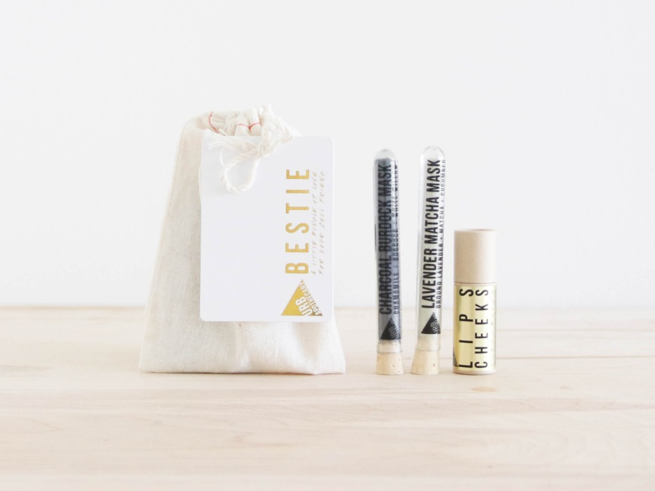 Etsy Bestie Test Tube Beauty Gift Set