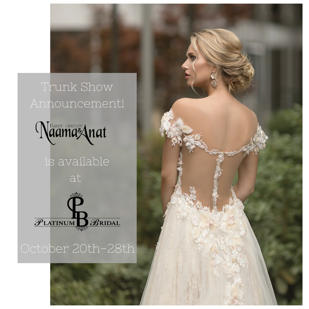 Naama & Anat Haute Couture at Platinum Bridal