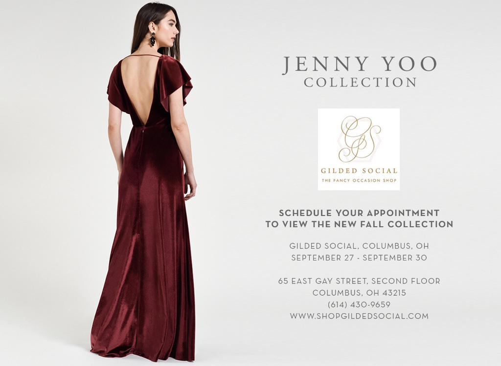 Jenny Yoo Collection at Gilded Social