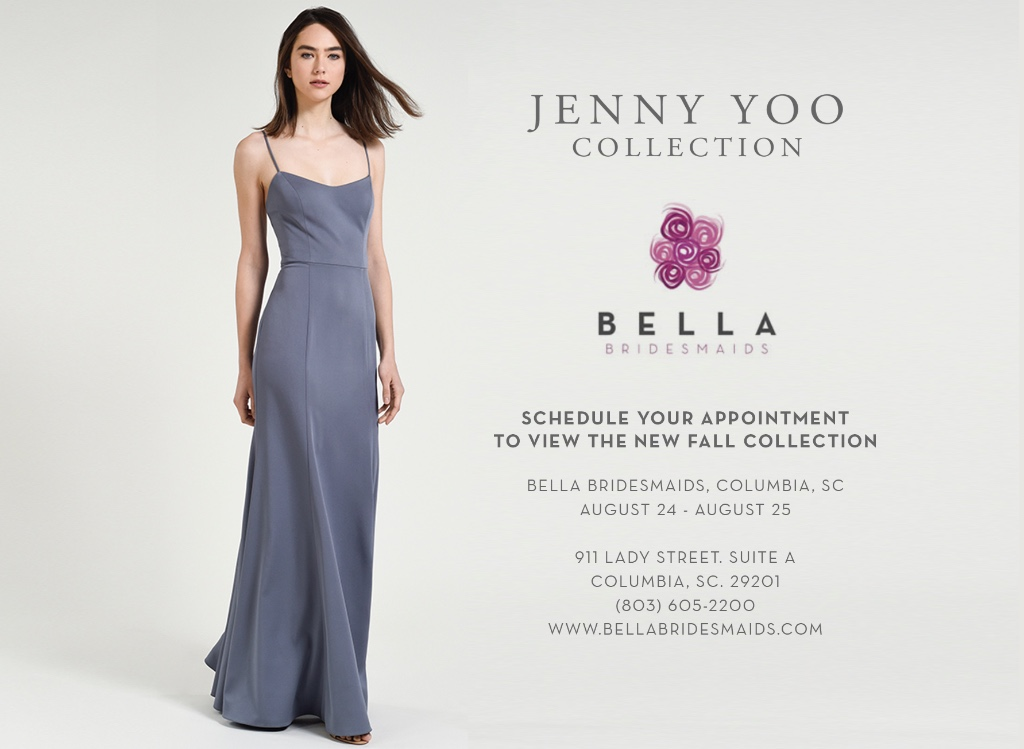 Jenny Yoo Collection at Bella Bridesmaids Columbia