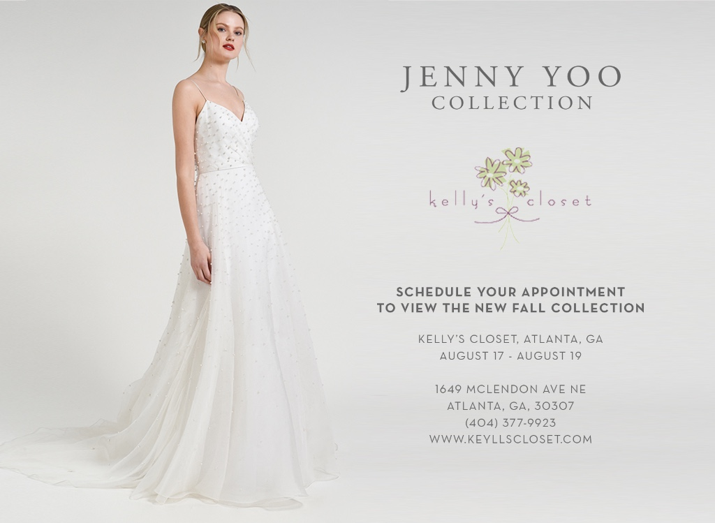 Jenny Yoo Collection at Kelly's Closet