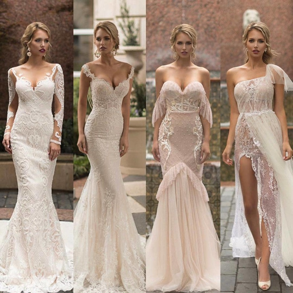 Naama & Anat Haute Couture at Blushing Bride Boutique