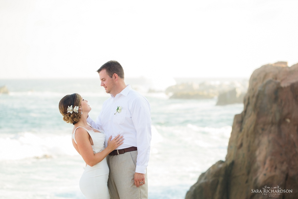 Love is in the air, beautiful wedding at Esperanza Resort Los Cabos