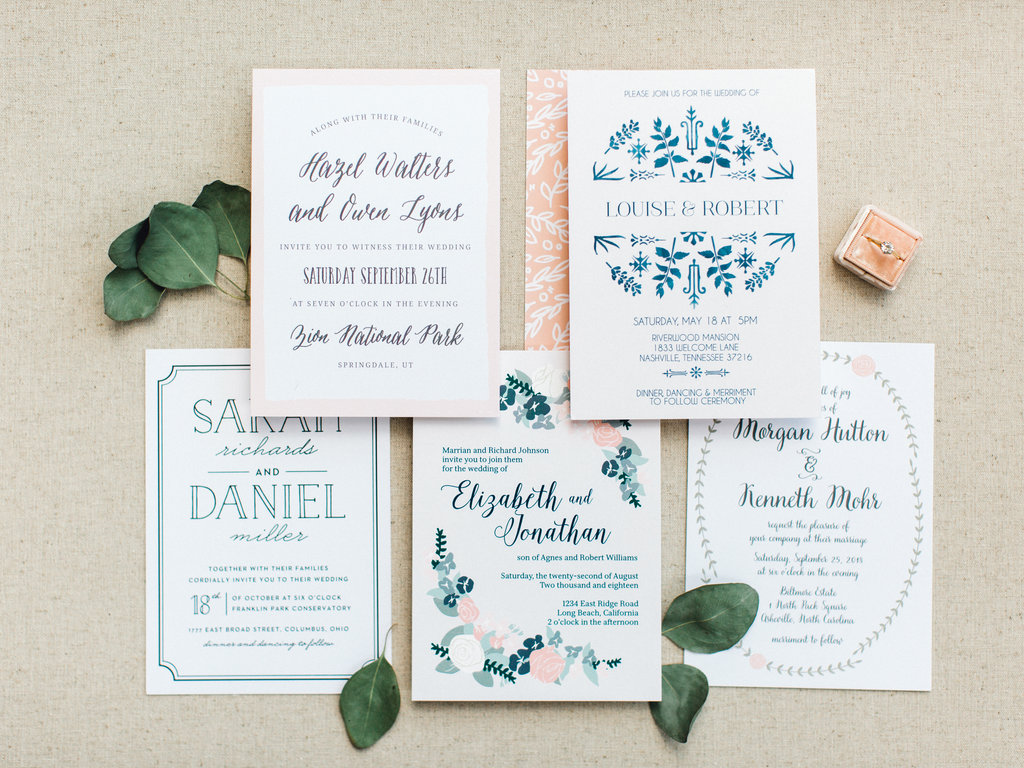 Vintage florals and muted color schemes. Loving the vibes!