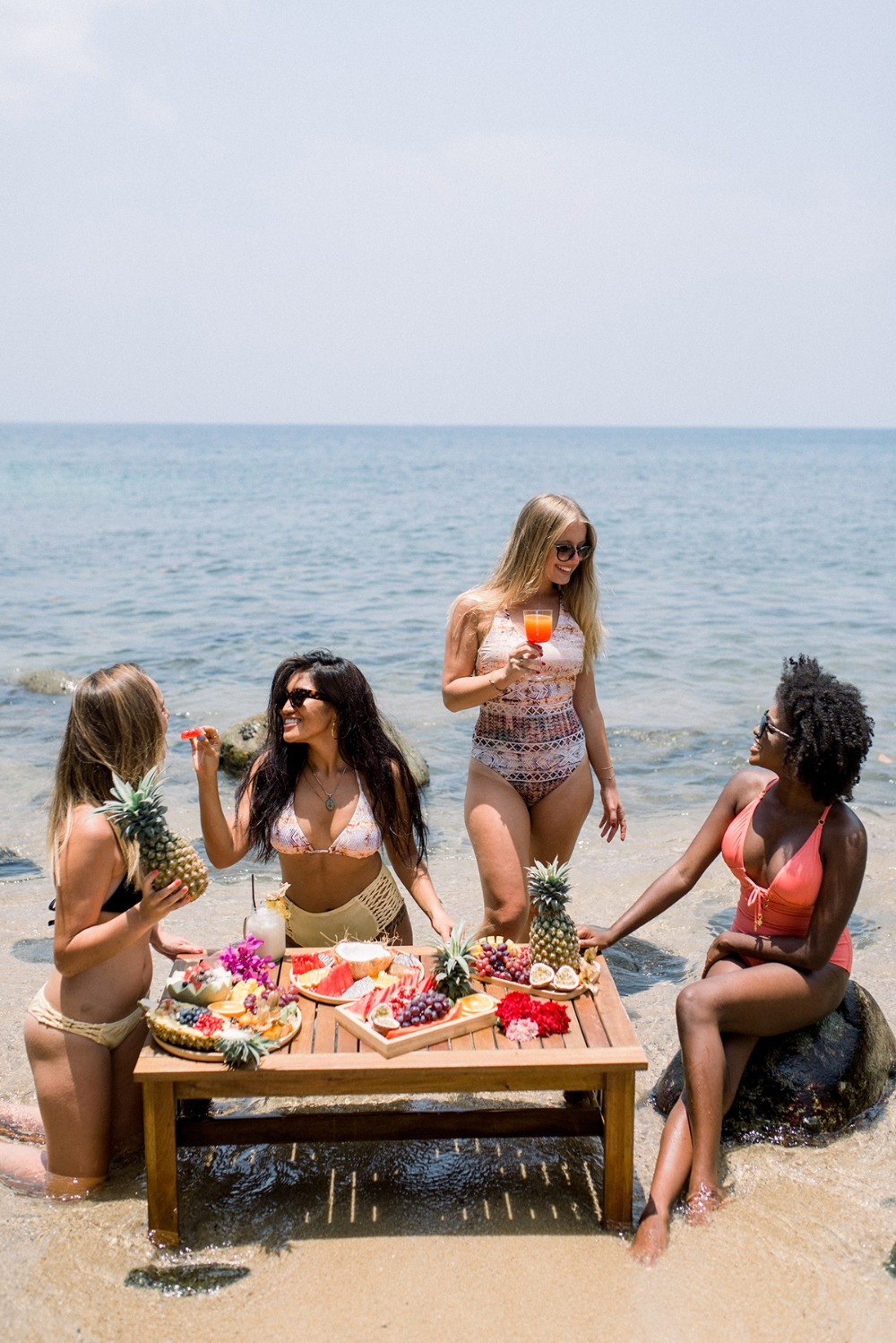Bachelorette party in Thailand