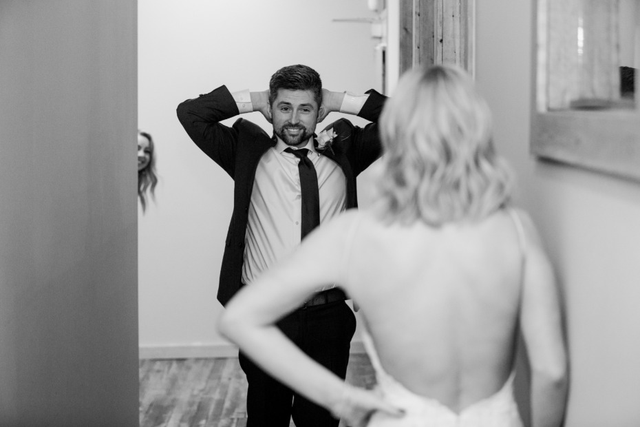 Kayla Cummings Surprising Her Groom With New Lob Haircut