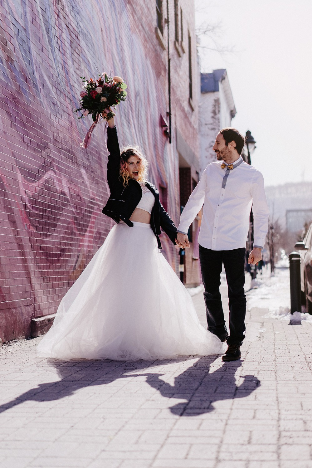 How To Work The Streets Of Montreal Into Your Wedding Day