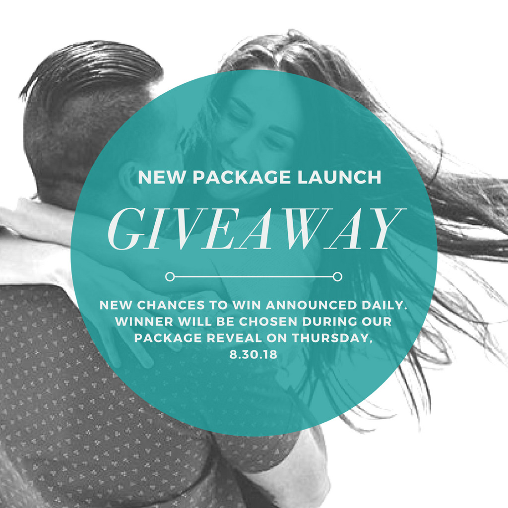 Package Launch Giveaway