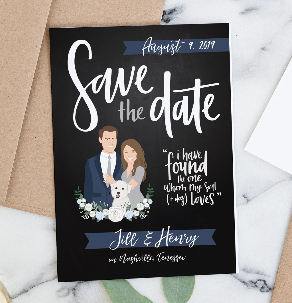 Save the Dates are a huge part of wedding planning now!! They're the first impression of our big day your guests get, so why not go