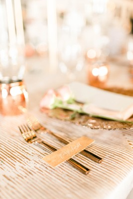 How To Have A Modern Semi-Spanish Themed Wedding