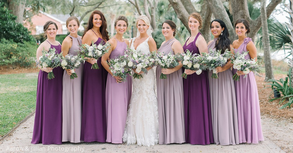 Love the purple ombré party❤ What's your favorite shade?✨😍