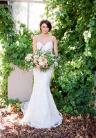 Aria Wedding Gowns Photographed By Jose Villa