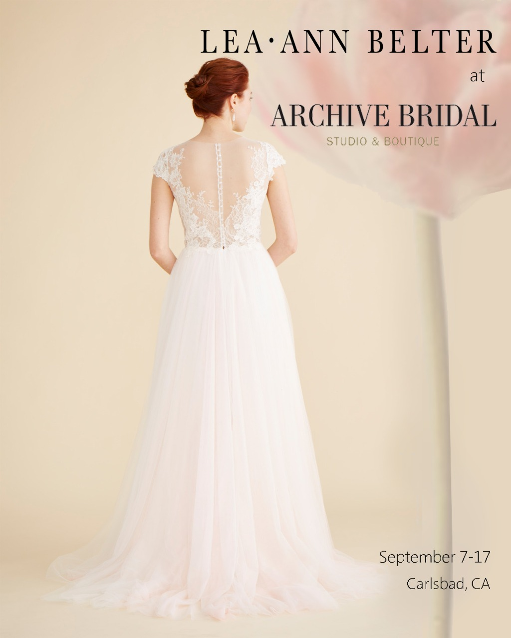 Lea-Ann Belter Bridal at Archive Bridal